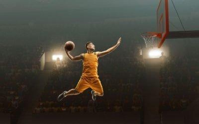 kosárlabdázás