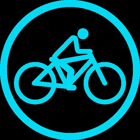 kerékpár ikon