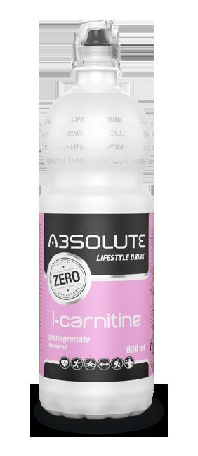 Absolute Lifestyle L-karnitin - Gránátalma